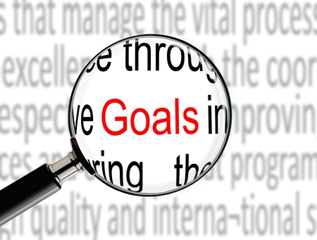 business results: Magnifying on Word Goals
