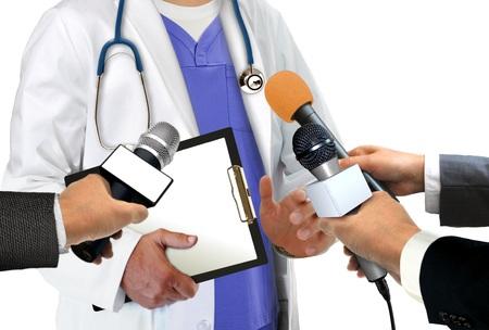 의사 인터뷰 스톡 콘텐츠
