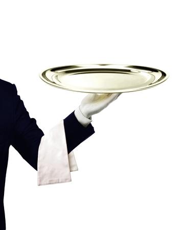 봉사 웨이터