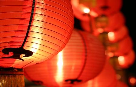 nowy: Tang Lung nocą Zdjęcie Seryjne