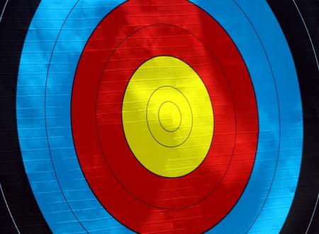 target practice: Target practice board side view