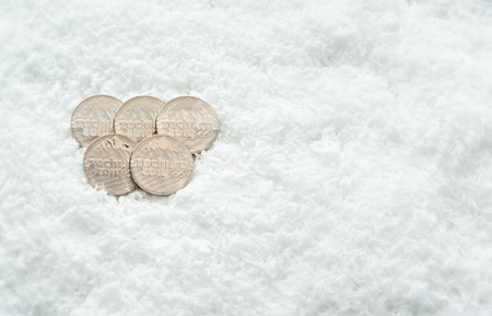 olympic symbol: Commemorative coins of XXII Olympic Winter Games in Sochi 2014, Russia
