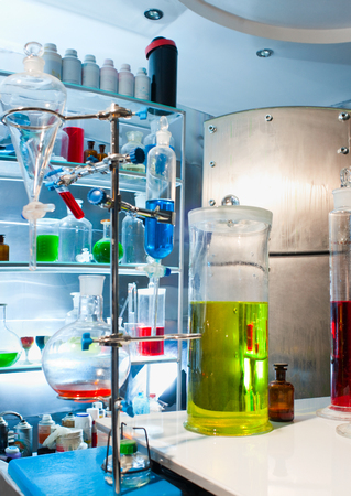 reagent: Equipment for chemical and biological experiments