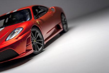 Ferrari F430 Scuderia Diecast Model