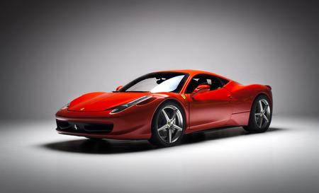 Ferrari 458 Italia Diecast Model