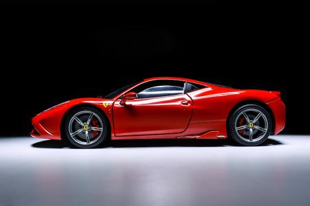 Ferrari 458 Speciale Diecast Model