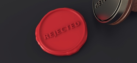 rejected: Rejected Seal
