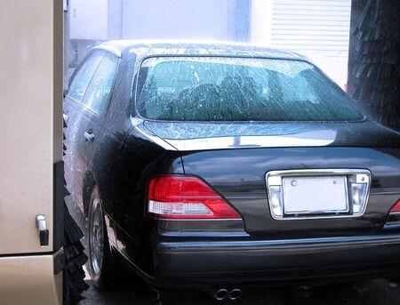 coachwork: Car washing detail