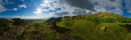 mountain landscape Stok Fotoğraf