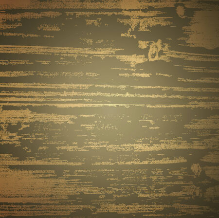 rustic: wooden grunge background, copyspace for your text  Illustration