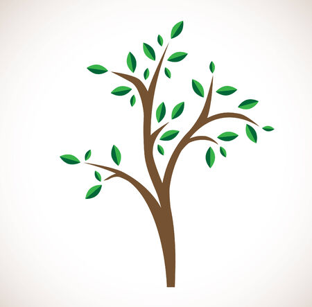 Illustration of the Abstract Single Tree
