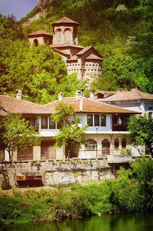 veliko: Old Town Of Veliko Tarnovo, Bulgaria Stock Photo