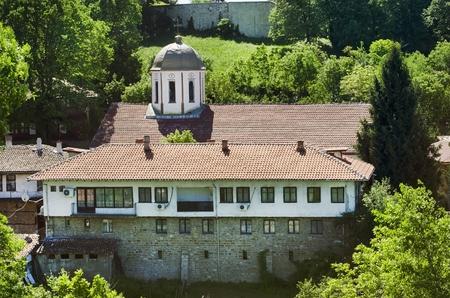 veliko: Women Monastery in Veliko Tarnovo, Arbanasi Village Editorial