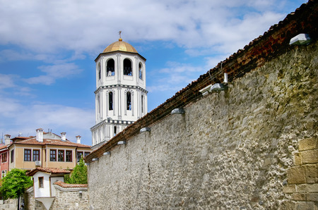 European Capital of Culture in Plovdiv Old Town, Bulgaria