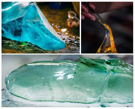 glassblower: Glass Production Industry Background