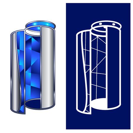 Illustration of Cryo Chamber