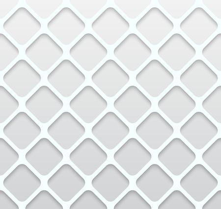 Illustration de papier Trou Seamless abstrait