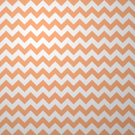Illustration of Geometric Wave Vector Fabric Pattern. Flat Waves Texture Background