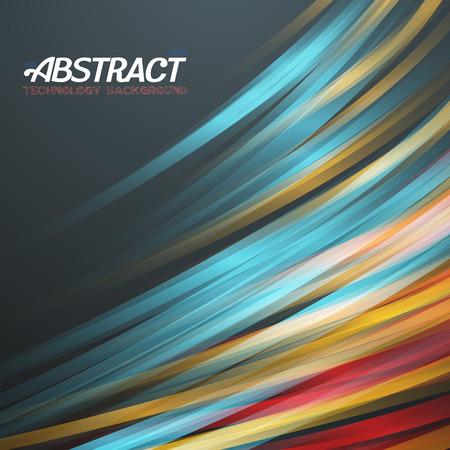 light streaks: Illustration of Abstract Lightpainting Background. Digital Caligraphy Light Streaks. Illustration