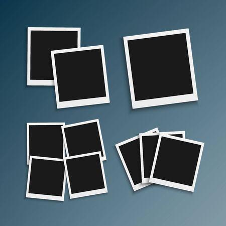 Illustration of Photo Frame.