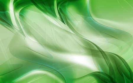 Digital illustration of colour in digital background Stock Illustration - 5766254