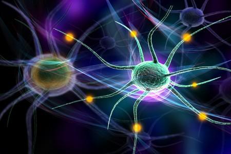 3D zenuwcel