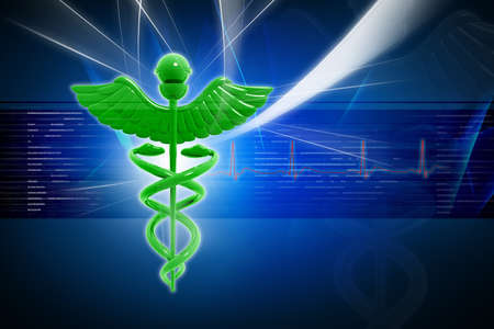 Symbol of medicine Stock Photo - 8057698
