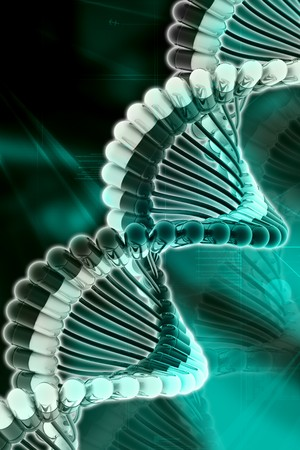 Dna in pill photo