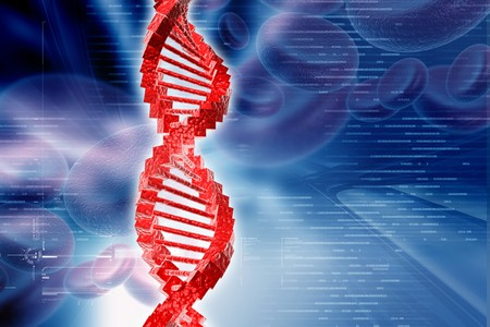 DNA Stock Photo - 8067798