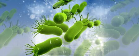 Bacteria Stock Photo - 8067815