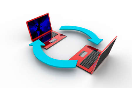 Internet concept Stock Photo - 8067912