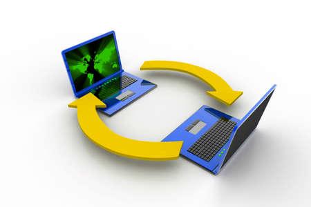 Internet concept Stock Photo - 8067995
