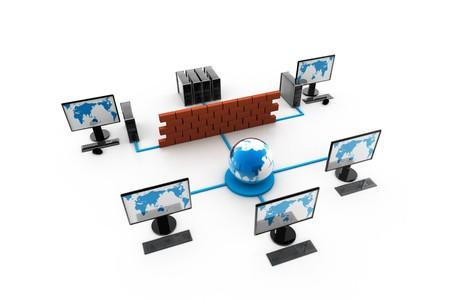 firewalls: Global Computer network