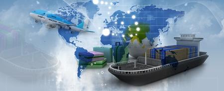 Transport-Geschäftstätigkeit