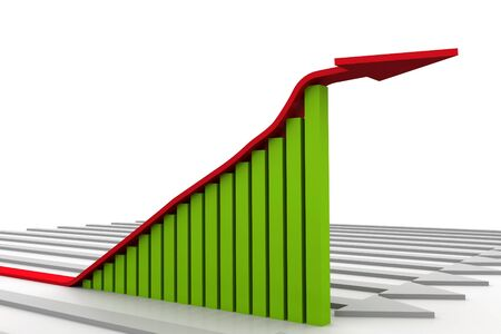 record breaking: Growth graph