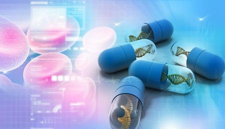 capsula:  ADN en p�ldora