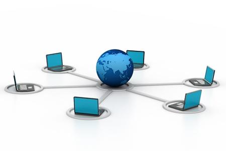 information medium: Computer network
