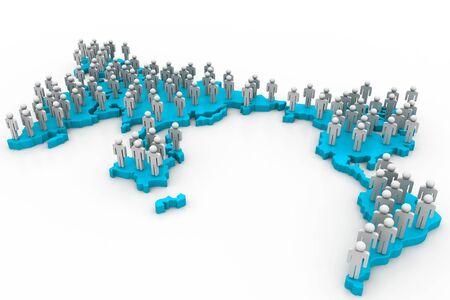 population  photo