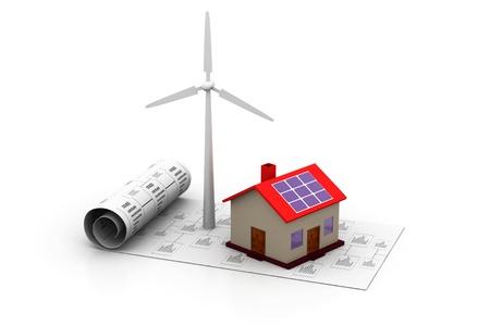 Energy planning  photo
