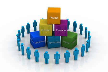 Business team Stock Photo - 8969122