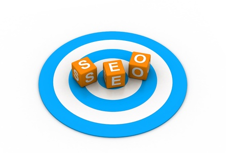 Search Engine Optimization Stock Photo - 8969094