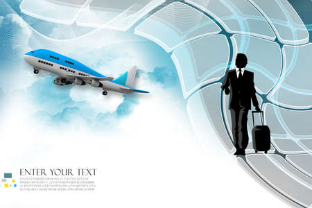 Different business concept design photo