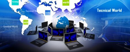 hosts: World Wide Web concept