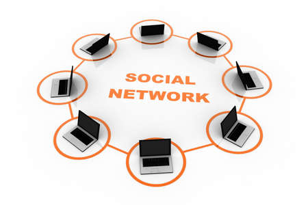 mutual assistance: Social network