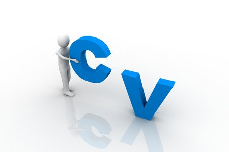 curriculum: CV Concept