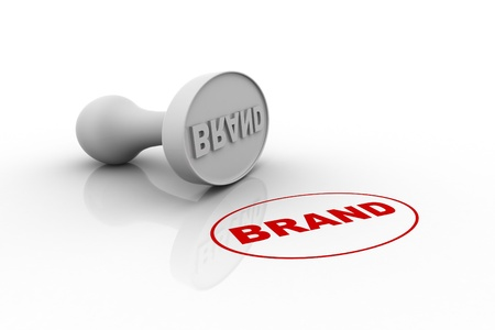 brand stamp Stock Photo - 9242870