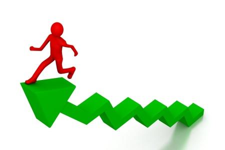 co operation: Business Teamwork  Stock Photo