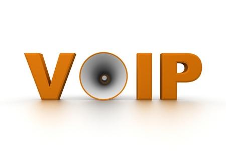Voice Over IP Stock Photo - 9259421