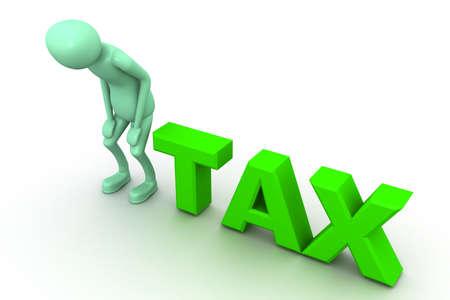 Tax Stock Photo - 9254426