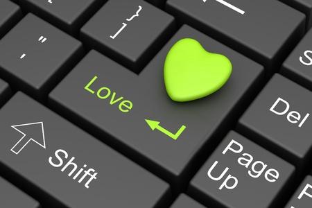 Internet Love  photo
